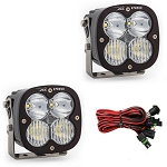 Baja Designs XL Pro Series Driving Combo Pattern Pair LED Light Pods