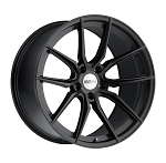 Cray Spider Wheels - Matte Black Finish - Set of 4