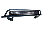 N-Fab Off Road Light Bar 16-17 Toyota Tacoma - Gloss Black