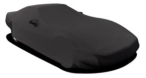 1984-1996 C4 Corvette Car Cover Onyx Satin Indoor - Black